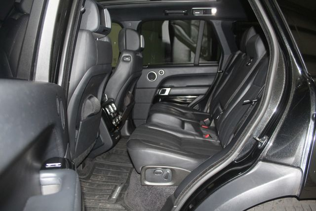 2014 Land Rover Range Rover Supercharged Ebony Edition Houston, Texas 22