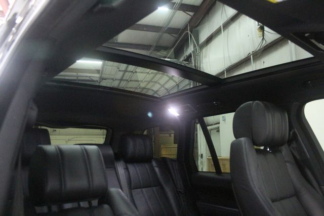 2014 Land Rover Range Rover Supercharged Ebony Edition Houston, Texas 27