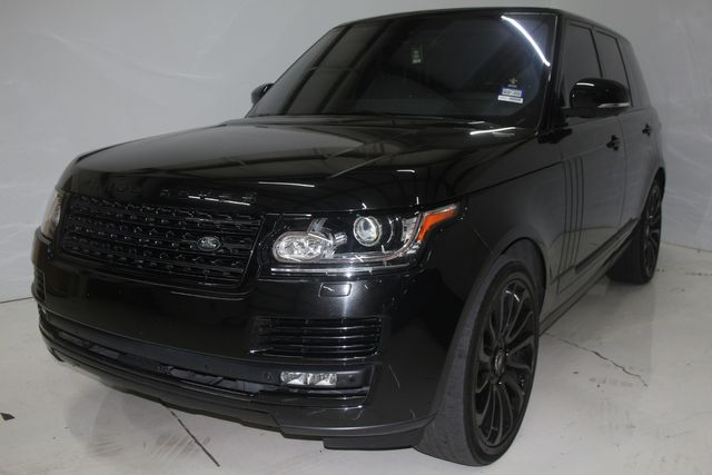 2014 Land Rover Range Rover Supercharged Ebony Edition Houston, Texas 5