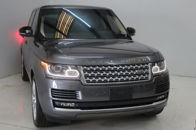 2014 Land Rover Range Rover Supercharged Houston, Texas 1