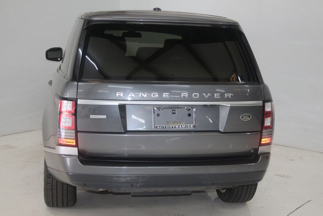 2014 Land Rover Range Rover Supercharged Houston, Texas 10