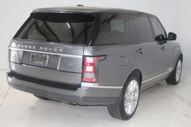 2014 Land Rover Range Rover Supercharged Houston, Texas 12
