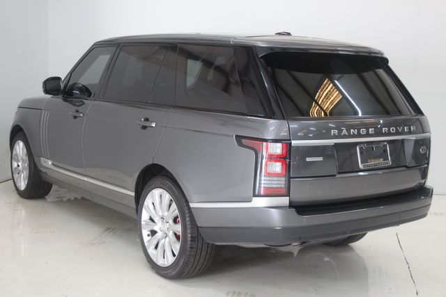 2014 Land Rover Range Rover Supercharged Houston, Texas 13