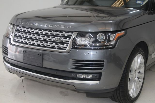 2014 Land Rover Range Rover Supercharged Houston, Texas 3