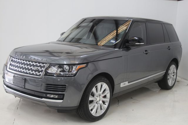 2014 Land Rover Range Rover Supercharged Houston, Texas 4