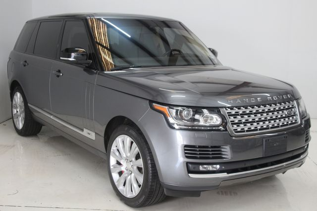 2014 Land Rover Range Rover Supercharged Houston, Texas 5
