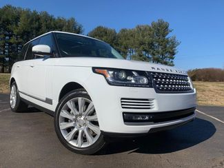 2014 Land Rover Range Rover Supercharged in Leesburg, Virginia 20175