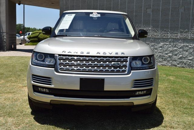 2014 Land Rover Range Rover 5.0L V8 Supercharged Autobiography LWB in McKinney Texas, 75070