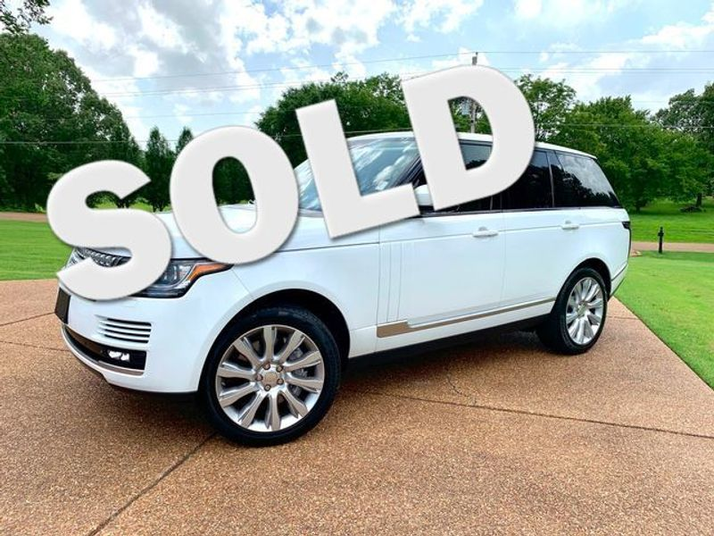 2014 Land Rover Range Rover Supercharged   Memphis, Tennessee   Tim Pomp - The Auto Broker in Memphis Tennessee
