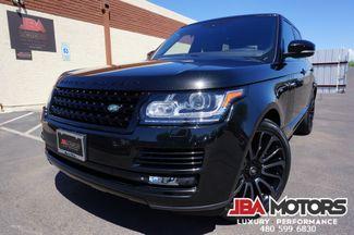 2014 Land Rover Range Rover V8 Supercharged Full Size SUV | MESA, AZ | JBA MOTORS in Mesa AZ