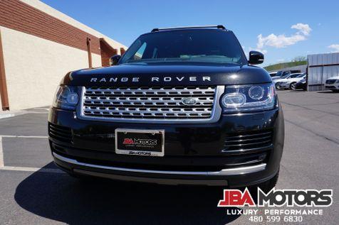 2014 Land Rover Range Rover HSE Supercharged Full Size 4WD SUV    MESA, AZ   JBA MOTORS in MESA, AZ