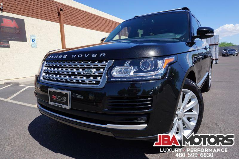 2014 Land Rover Range Rover HSE Supercharged Full Size 4WD SUV    MESA, AZ   JBA MOTORS in MESA AZ