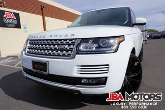 2014 Land Rover Range Rover Supercharged V8 Full Size SUV ~ Highly Optioned | MESA, AZ | JBA MOTORS in Mesa AZ