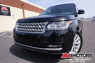 2014 Land Rover Range Rover HSE Supercharged 4WD Full Size SUV   MESA, AZ   JBA MOTORS in Mesa AZ