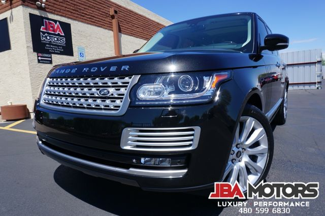 2014 Land Rover Range Rover Supercharged Full Size V8 SC 4WD SUV