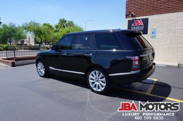 2014 Land Rover Range Rover Supercharged Full Size V8 SC 4WD SUV in Mesa, AZ 85202