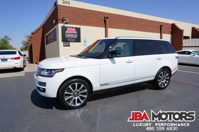 2014 Land Rover Range Rover LWB Supercharged Autobiography Full Size in Mesa, AZ 85202