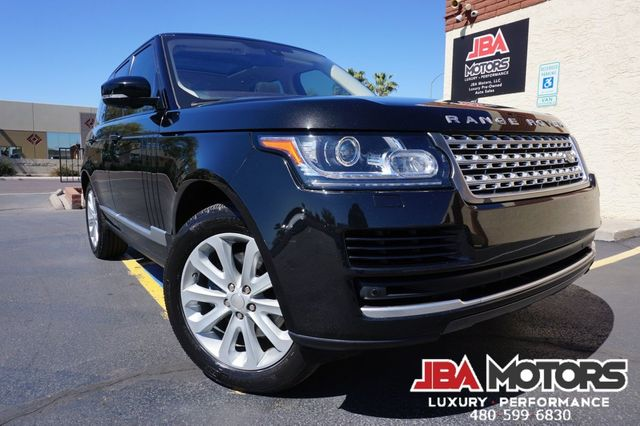 2014 Land Rover Range Rover HSE Full Size Supercharged V6