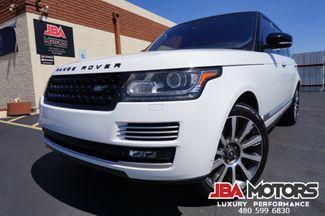 2014 Land Rover Range Rover Supercharged LWB Autobiography Long Wheel Base in Mesa, AZ 85202
