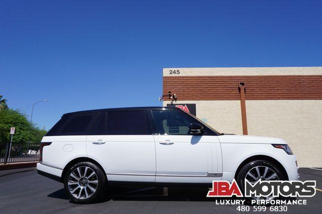 2014 Land Rover Range Rover Autobiography LWB Supercharged Long Wheel Base in Mesa, AZ 85202