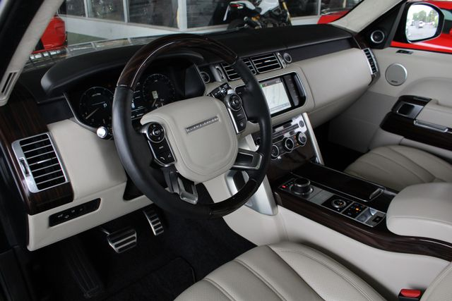 2014 Land Rover Range Rover Supercharged Autobiography 4WD Mooresville , NC 38