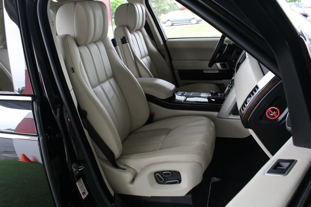 2014 Land Rover Range Rover Supercharged Autobiography 4WD Mooresville , NC 17