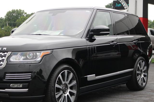 2014 Land Rover Range Rover Supercharged Autobiography 4WD Mooresville , NC 31