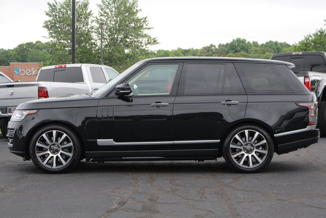 2014 Land Rover Range Rover Supercharged Autobiography 4WD Mooresville , NC 23