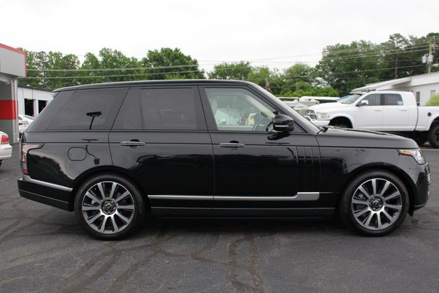2014 Land Rover Range Rover Supercharged Autobiography 4WD Mooresville , NC 22