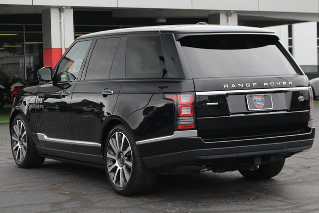 2014 Land Rover Range Rover Supercharged Autobiography 4WD Mooresville , NC 29