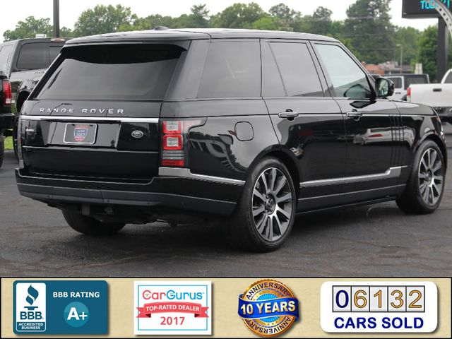 2014 Land Rover Range Rover Supercharged Autobiography 4WD Mooresville , NC 2