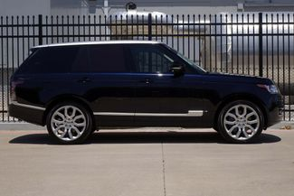 2014 Land Rover Range Rover S/C V8 * 22s * Vision Assist * SILVER ROOF *Tow Pk Plano, Texas 2