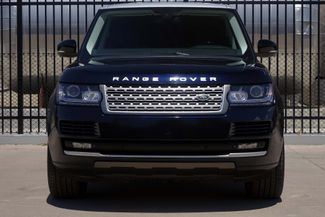 2014 Land Rover Range Rover S/C V8 * 22s * Vision Assist * SILVER ROOF *Tow Pk Plano, Texas 6
