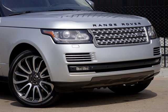 2014 Land Rover Range Rover SuperCharged Autobiography * DVD * 22's * ATB * Plano, Texas 26