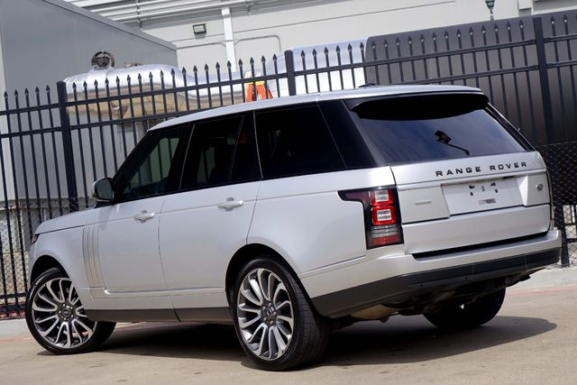 2014 Land Rover Range Rover SuperCharged Autobiography * DVD * 22's * ATB * Plano, Texas 5