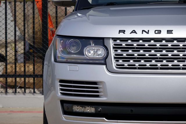 2014 Land Rover Range Rover SuperCharged Autobiography * DVD * 22's * ATB * Plano, Texas 38