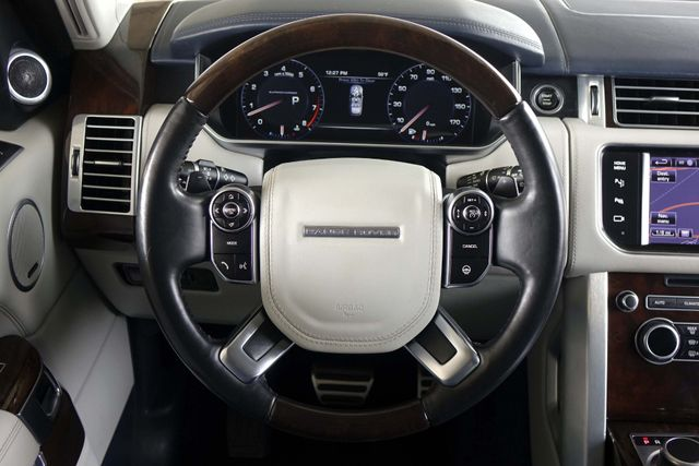 2014 Land Rover Range Rover SuperCharged Autobiography * DVD * 22's * ATB * Plano, Texas 18