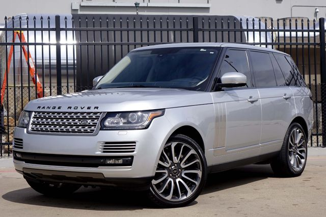 2014 Land Rover Range Rover SuperCharged Autobiography * DVD * 22's * ATB * Plano, Texas 1