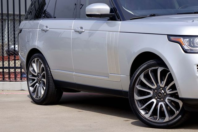 2014 Land Rover Range Rover SuperCharged Autobiography * DVD * 22's * ATB * Plano, Texas 28