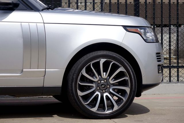 2014 Land Rover Range Rover SuperCharged Autobiography * DVD * 22's * ATB * Plano, Texas 35