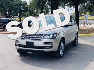 2014 Land Rover Range Rover HSE in San Antonio, TX 78233