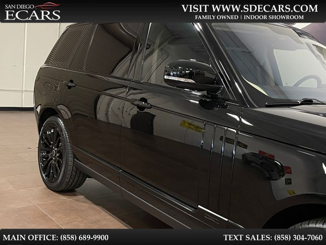 2014 Land Rover Range Rover Supercharged Autobiography LWB in San Diego, CA 92126