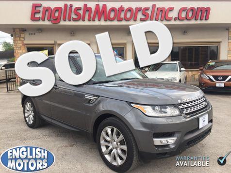 2014 Land Rover Range Rover Sport HSE in Brownsville, TX