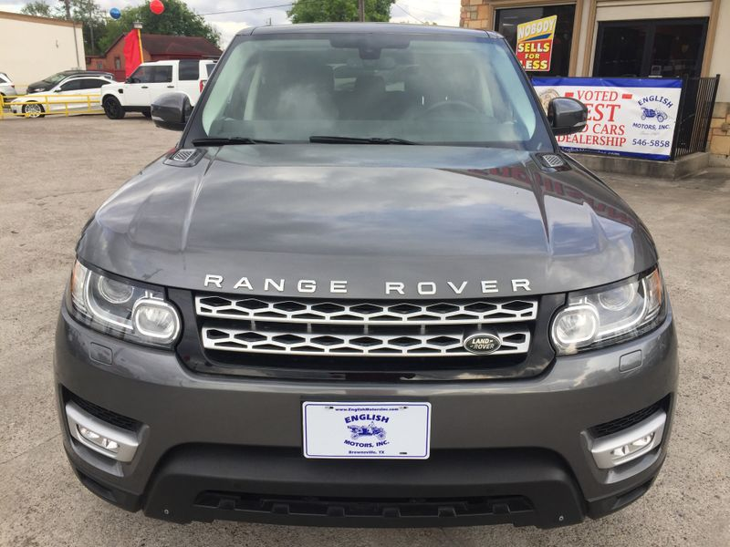 2014 Land Rover Range Rover Sport HSE  Brownsville TX  English Motors  in Brownsville, TX