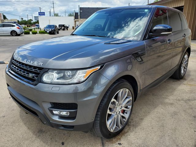2014 Land Rover Range Rover Sport Supercharged in Brownsville, TX 78521