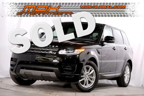 2014 Land Rover Range Rover Sport SE - Navigation in Los Angeles
