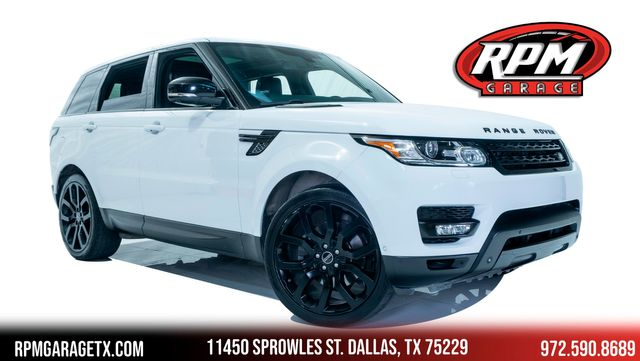 2014 Land Rover Range Rover Sport HSE in Dallas, TX 75229