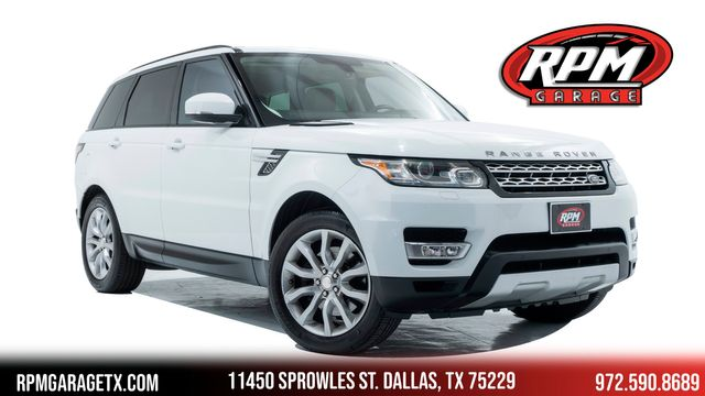 2014 Land Rover Range Rover Sport HSE Supercharged in Dallas, TX 75229