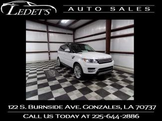 2014 Land Rover Range Rover Sport HSE - Ledet's Auto Sales Gonzales_state_zip in Gonzales