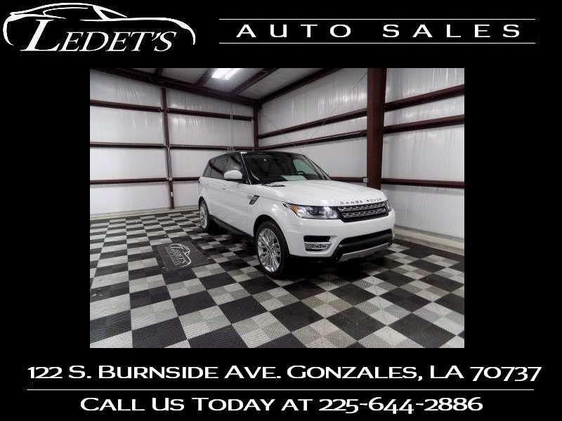 2014 Land Rover Range Rover Sport HSE - Ledet's Auto Sales Gonzales_state_zip in Gonzales Louisiana